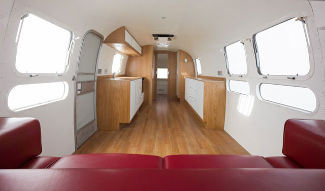 Focus on the minimalist airstream american retro caravans blog - The minimalist caravan ...