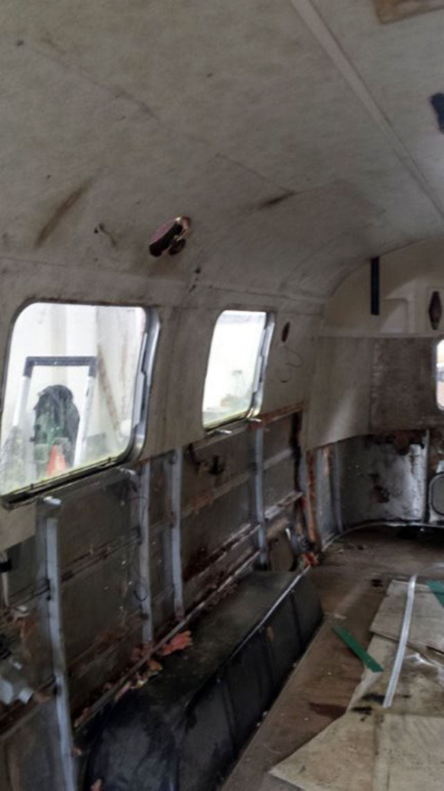 Vintage Airstream project