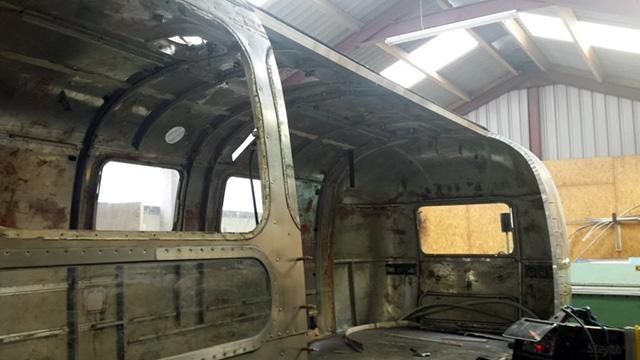 Dubai Airstream