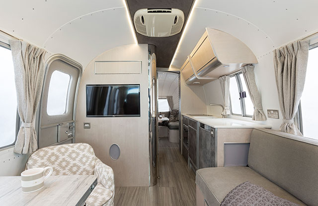 Airstream 280 project