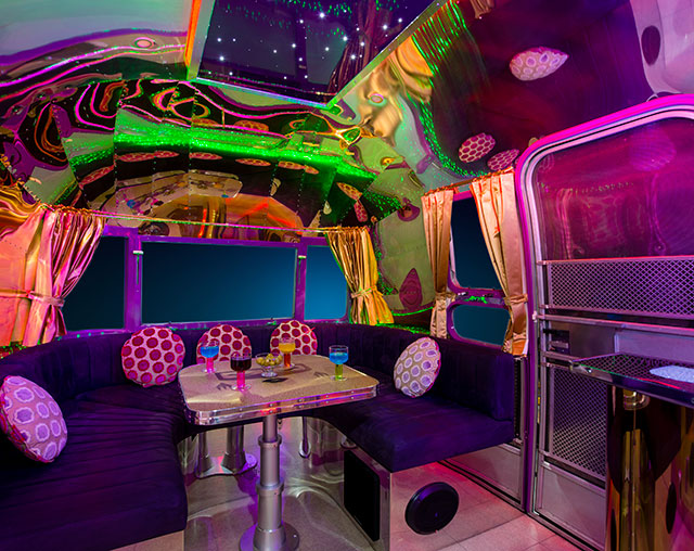 The Dubai Airstream