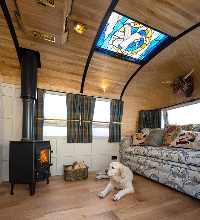 The Airstream Country Retreat American Retro Caravans Blog