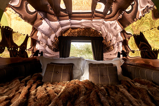 The Huntsman Airstream project