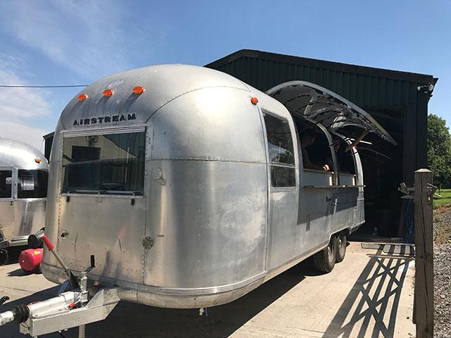 Catering Airstream
