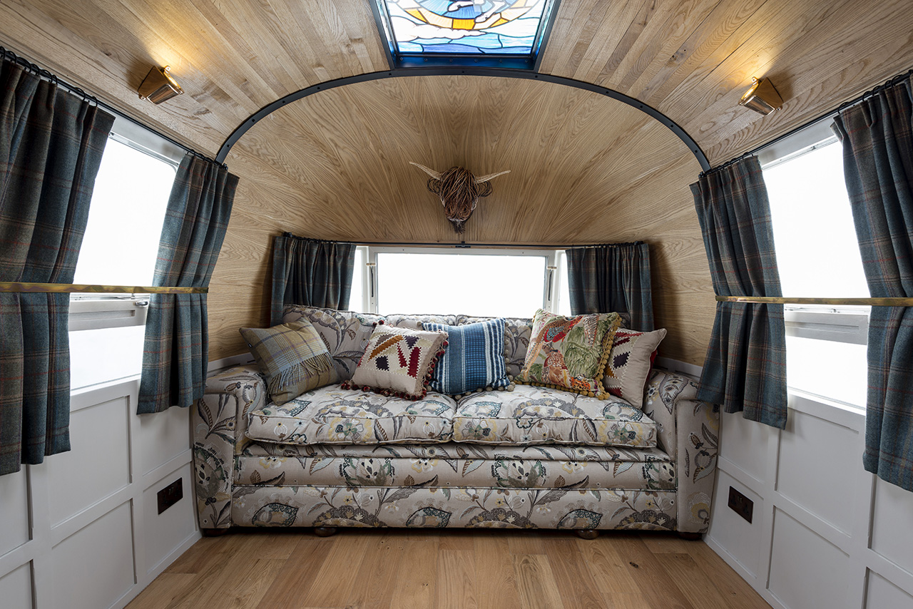 Airstream Country Retreat